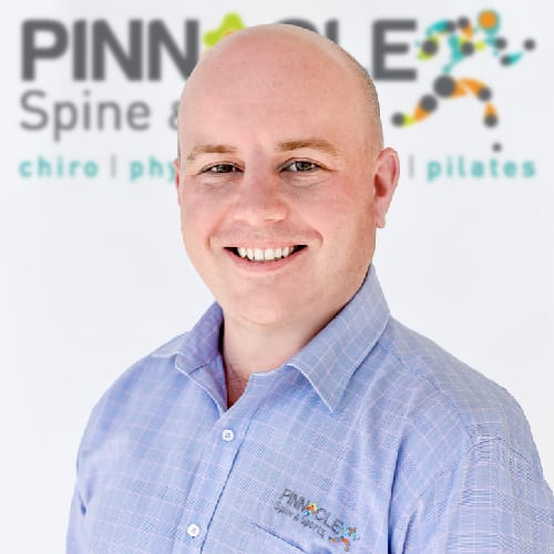 Jack Rogers, Chiropractor | Pinnacle Spine & Sports, Concord West, Sydney